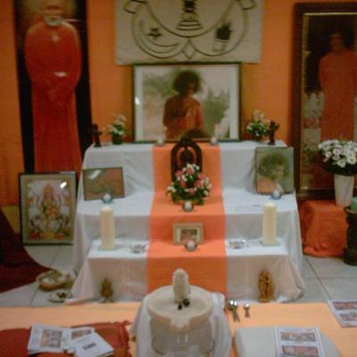 Anniversaire de Saï Baba (à Hérisson)