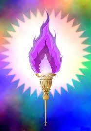 Feu violet
