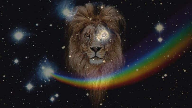 Portail du lion