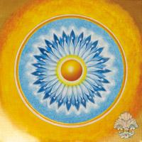 Retraite lotus bleu weishhima
